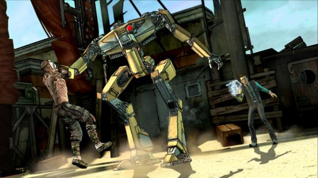 E3 2014 : Tales from the Borderlands aussi sur Vita