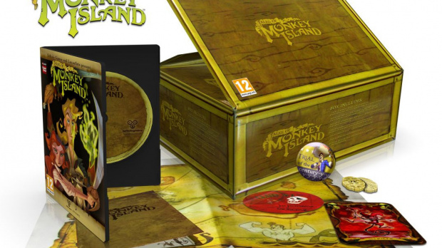 Une édition collector pour Tales of Monkey Island