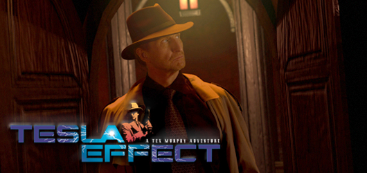 Tesla Effect : A Tex Murphy Adventure