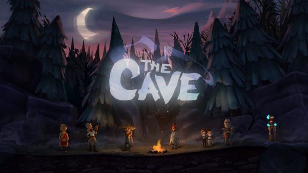 The Cave disponible sur Ouya