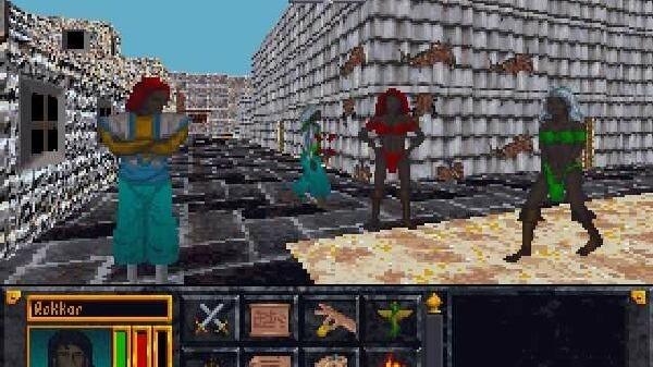 Elder Scrolls : Arena de retour ?
