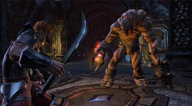 Quelques détails sur les quêtes de Elder Scrolls Online