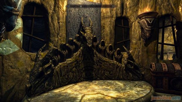 Les masques des Prêtres-dragons