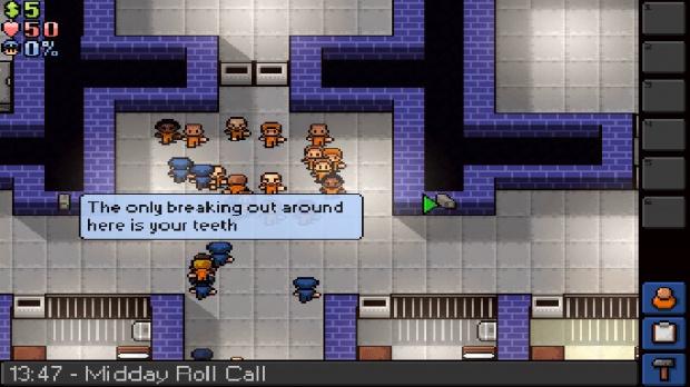 The Escapists bientôt en early access sur Steam