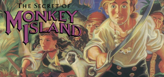 The Secret of Monkey Island