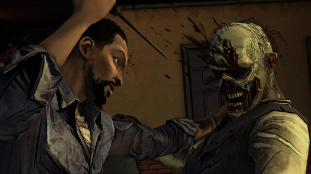 The Walking Dead bientôt sur Vita