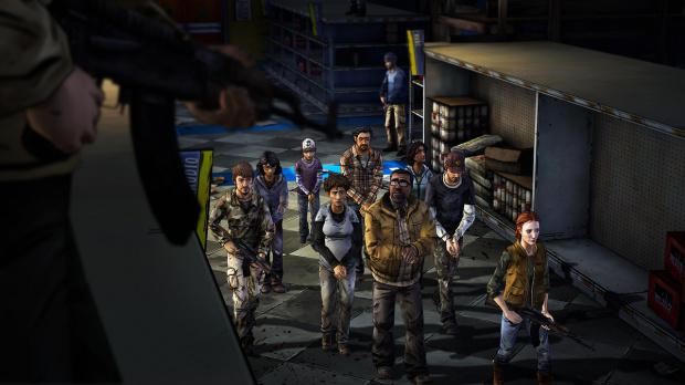 The Walking Dead S2Ep3 : Premiers visuels