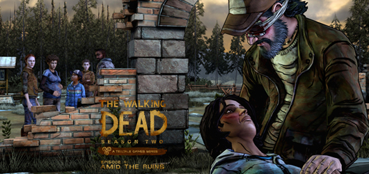 The Walking Dead : Saison 2 : Episode 4 - Amid the Ruins
