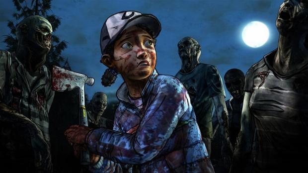Deux images de The Walking Dead Episode 4
