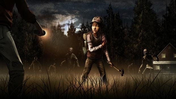 Clémentine jouable dans The Walking Dead Saison 2