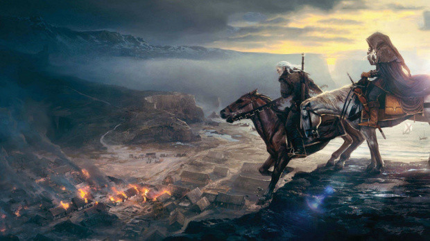 The Witcher 3 : Wild Hunt confirmé sur PS4