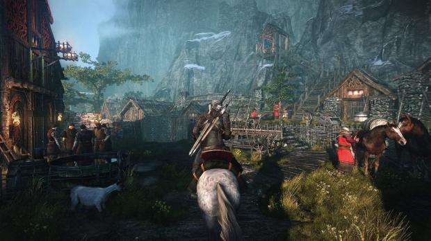 The Witcher 3 : 30 fps sur PS4 et Xbox One ?