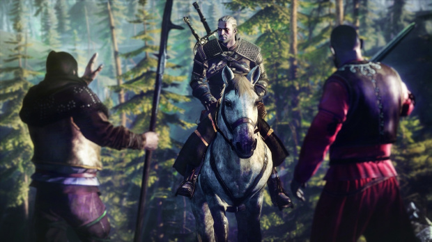 The Witcher 3 distribué par Namco Bandai en septembre 2014 ?