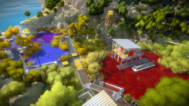 The Witness : Plus de 600 puzzles déjà créés