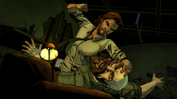 The Wolf Among Us arrive