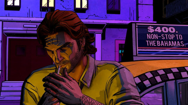 The Wolf Among Us arrive sur iOS