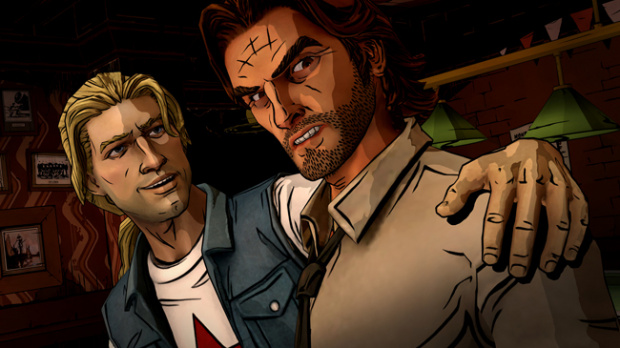 The Wolf Among Us : L'épisode 3 daté