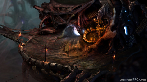 Torment : Tides of Numenera : Un premier visuel