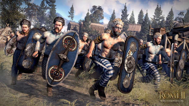 Une faction de plus pour Total War : Rome II