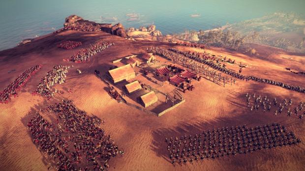 Total War Rome 2 : Nouvelle faction et Steam Workshop