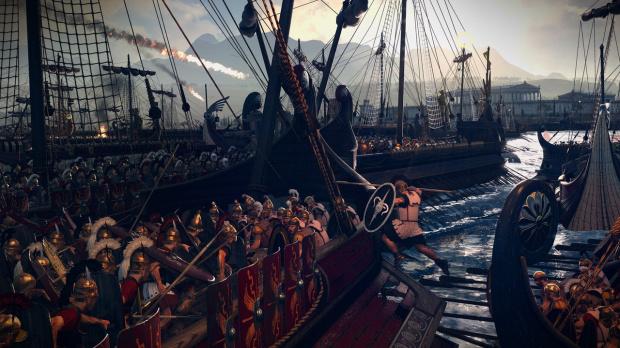 Total War : Rome II illustre sa vue tactique