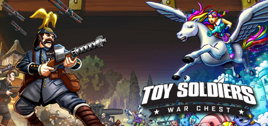 Toy Soldiers : War Chest - GC 2014