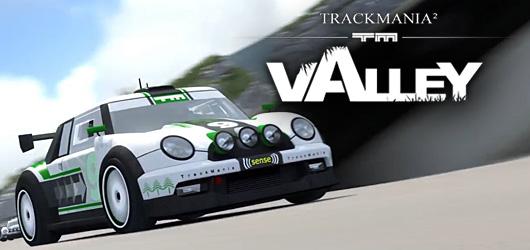 Trackmania² : Valley