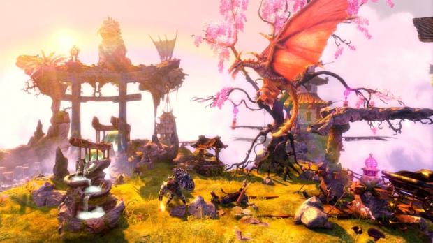 GC 2012 : Images du DLC de Trine 2