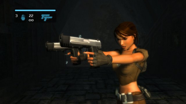 Images : Tomb Raider Legend, en forme olympique