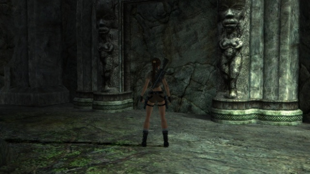 Lara Croft se met à la Guinness
