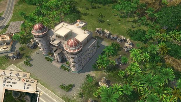 Tropico 3 est gratuit, dépêchez-vous !