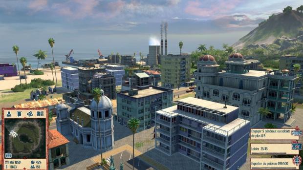 Tropico 4 : Un nouveau contenu téléchargeable