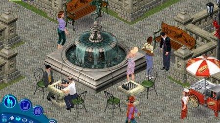 Aujourd'hui les Sims sortent en ville