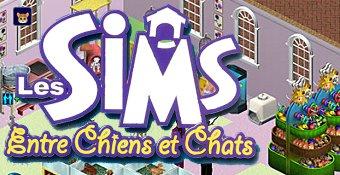 Les Sims : Entre Chiens Et Chats