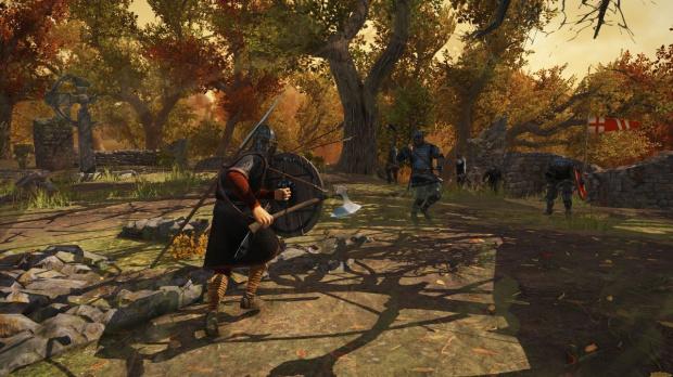 War of the Vikings en early access sur Steam