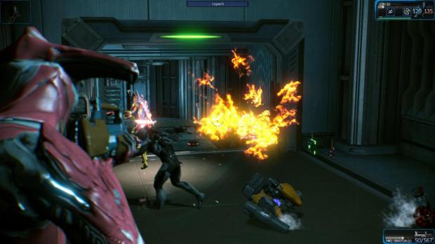 Warframe aussi sur PS4