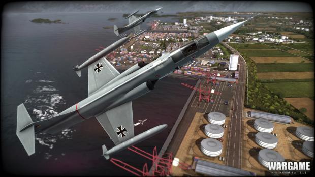 Wargame : AirLand Battle - La flotte allemande en images