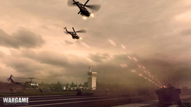 Wargame : European Escalation aura du retard