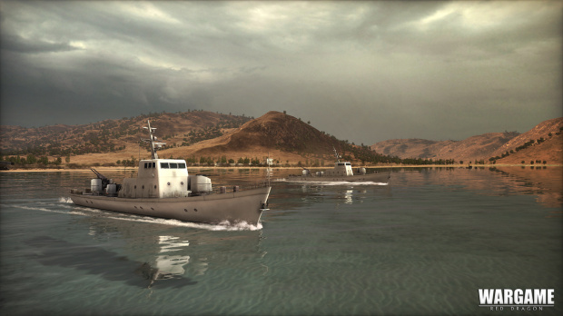 Wargame Red Dragon : Plus de détails et des images