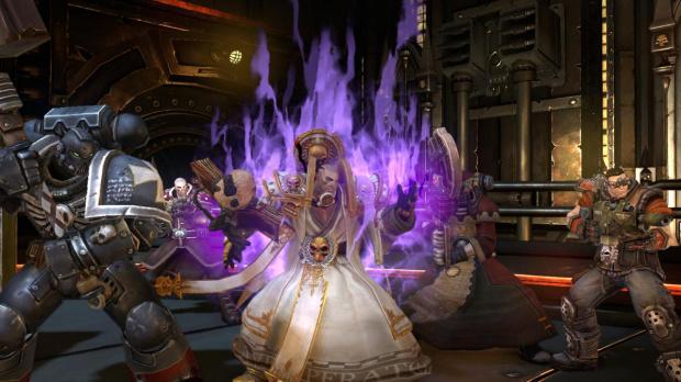 "La date du MMO Warhammer 40 K, une ""pure spéculation"""