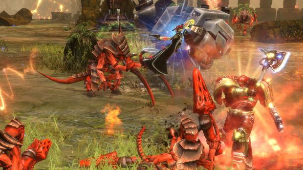 Warhammer Dawn of War II + add-on pour 9,99 euros
