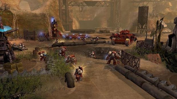 Dawn of War II - Retribution en phase de bêta
