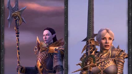 Warhammer Online : les deux nouvelles classes aussi pour les dames