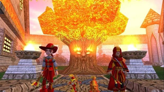Images et vidéo de Wizard 101