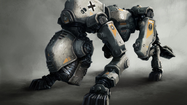Wolfenstein : The New Order : Pour quelques artworks de plus