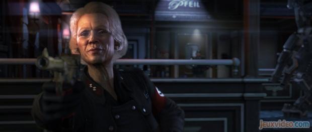 Trois images de plus pour Wolfenstein : The New Order