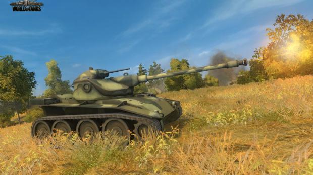 World of Tanks, 1 million de joueurs connectés simultanément