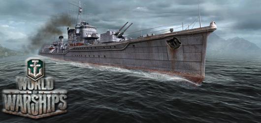 Preview World of Warships sur PC du 23/06/2014 - jeuxvideo com