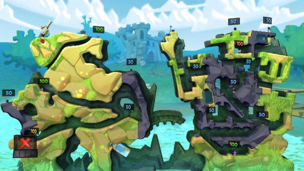 Un Worms sur PS Vita cette année