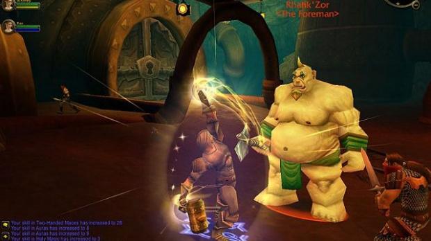 World of warcraft les classes actualit s du 08 10 2003 - World of warcraft sur console ...